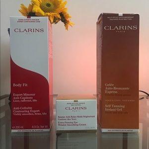 Clarins bundle